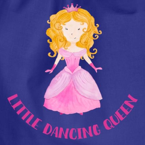 Little Dancing Queen (pink) - Turnbeutel