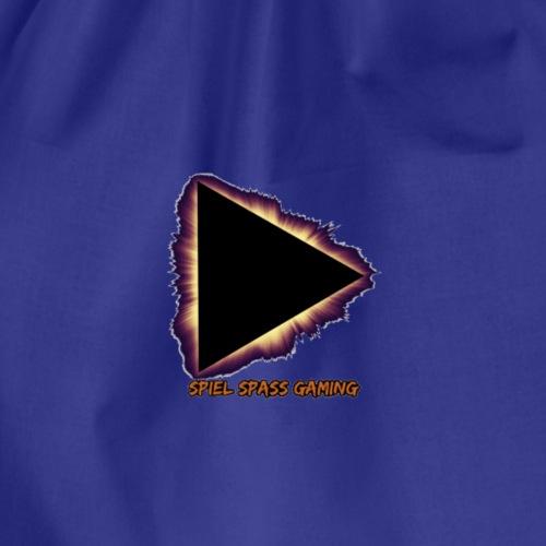 Spiel Spass Gaming MainDesign accessoires - Turnbeutel
