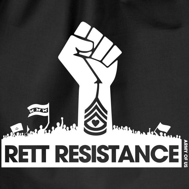 Rett Resistance - Army of Us