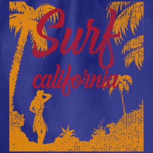 SURF CALIFORNIA - Sacca sportiva
