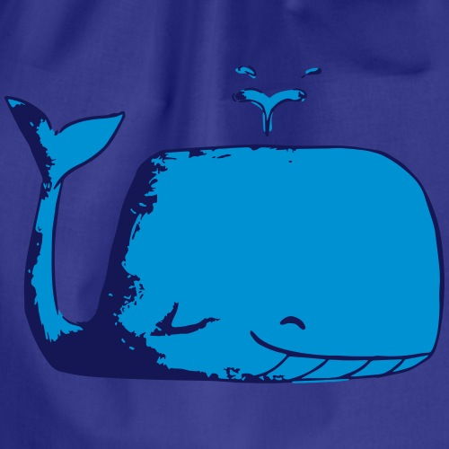 Blue Wale - Sac de sport léger
