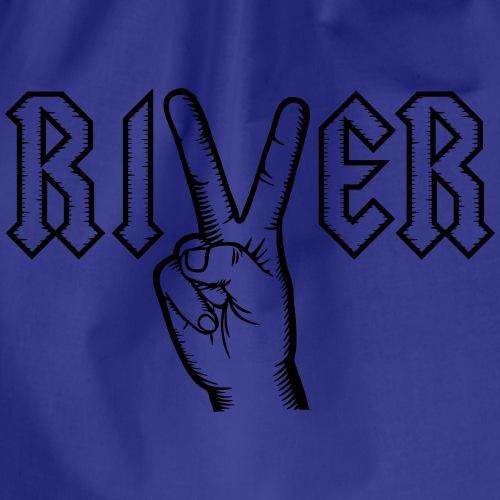 River Viktory hand - Turnbeutel