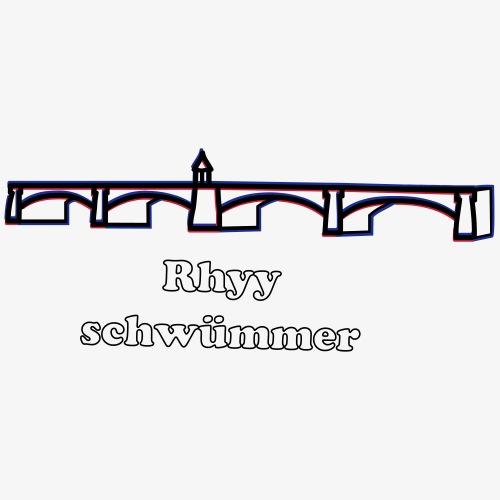 Rheinschwimmer - Turnbeutel