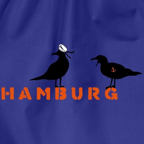 HAMBURG MÖWENSCHNACK - Turnbeutel