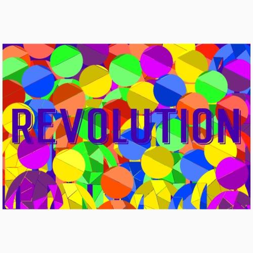 Revolution - Drawstring Bag