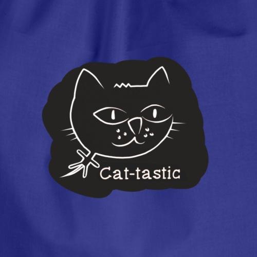 Cat-tastc - Drawstring Bag