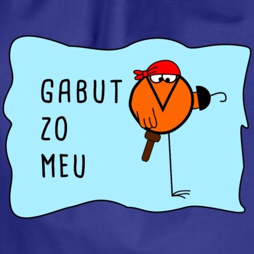 Gabut Zo Meu Accessoires - Sac de sport léger