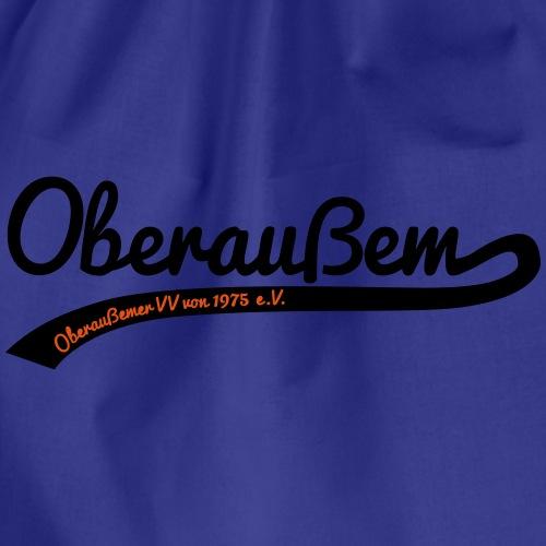 OVV Swoosh 2farbig - Turnbeutel