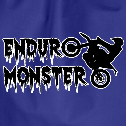 Enduro Monster - Gymnastikpåse