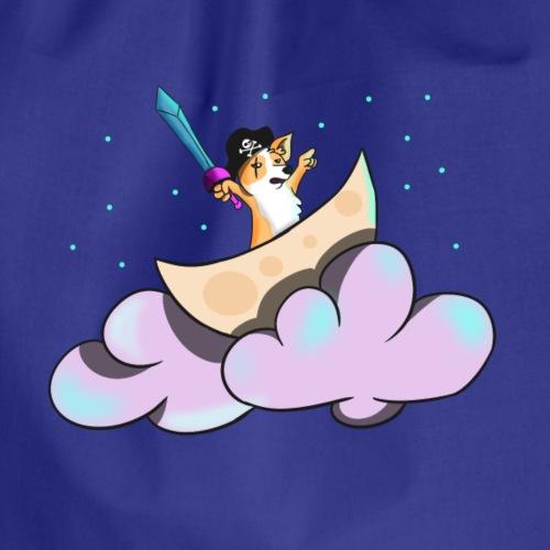 Kinder und Erwachsenen Piraten Corgi T-Shirt