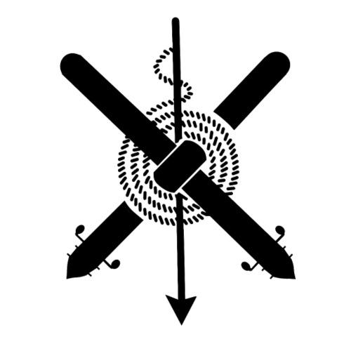 TAS Badge - Drawstring Bag