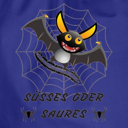 süßes halloween shirt für die kleinen... - Turnbeutel
