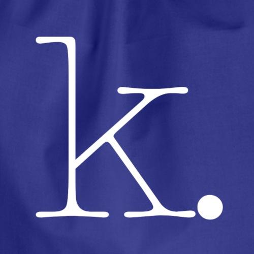 k - Gymnastikpåse