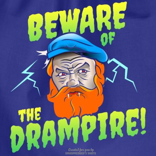 Whisky T Shirt Drampire - Turnbeutel