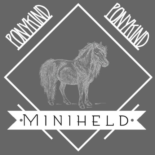 Pony Miniheld - Turnbeutel