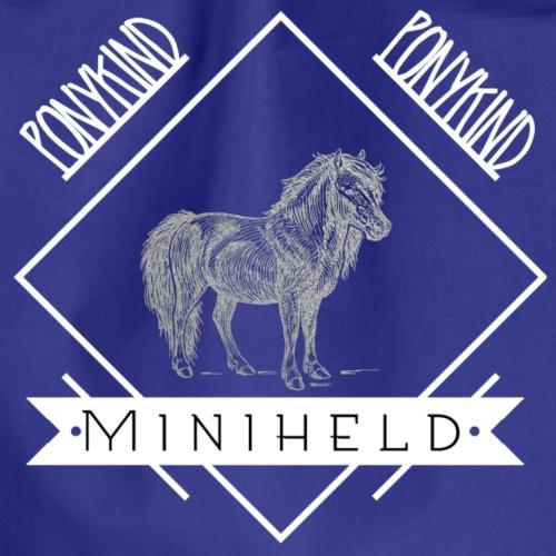Pony Miniheld - Turnbeutel
