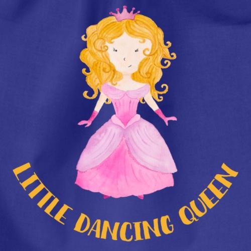 Little Dancing Queen (gelb) - Turnbeutel