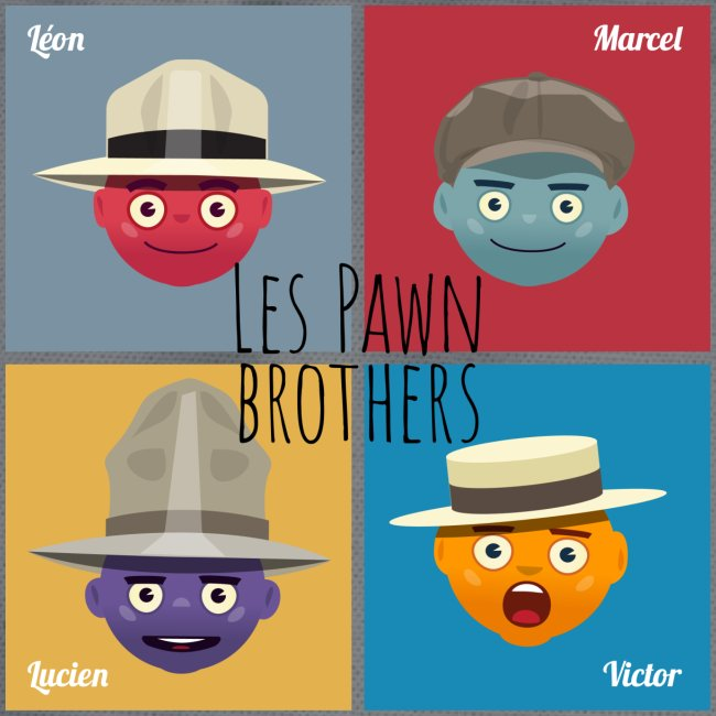Les Pawn Brothers