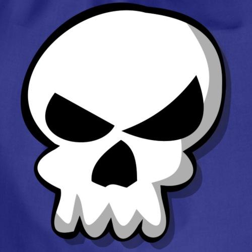 skull1 - Mochila saco