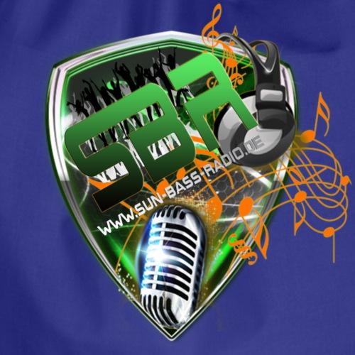 Sun Bass Radio logo - Turnbeutel