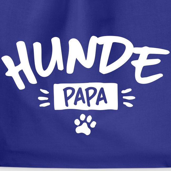 Vorschau: Hunde Papa - Turnbeutel