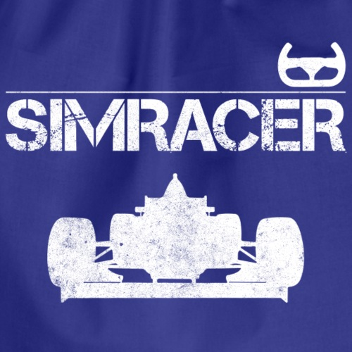 Simracer - Turnbeutel