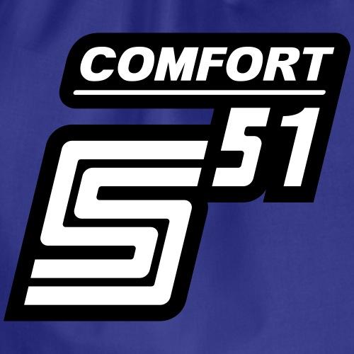 S51 Comfort Logo - Turnbeutel