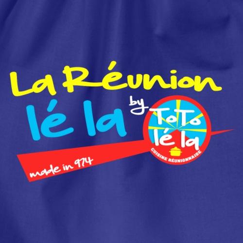 Collection La Réunion lé la by TOTO Lé La - Sac de sport léger