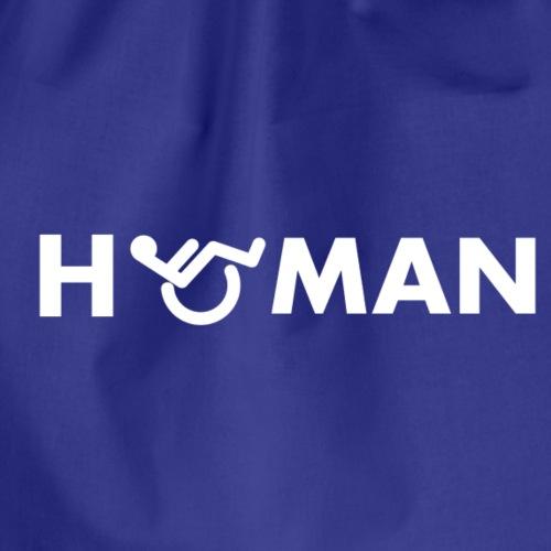 human - Turnbeutel