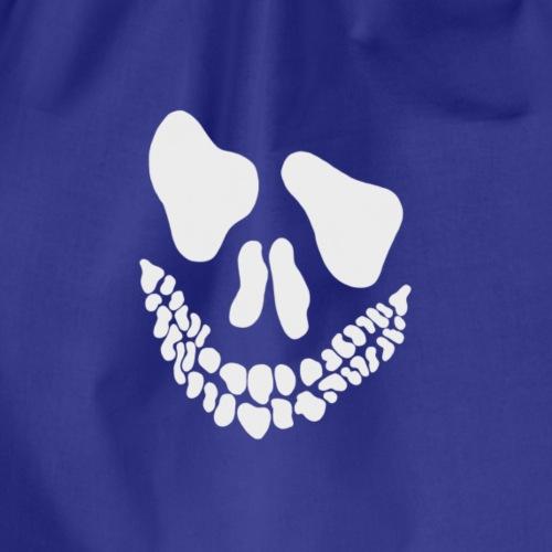 Skull Face - Drawstring Bag