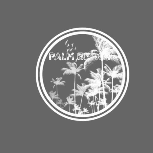 palm beach1 - Mochila saco