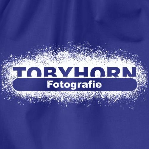 TobyHorn Fotografie - weiß - Turnbeutel