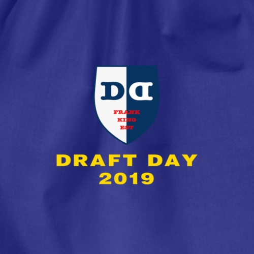 Draft Day 2019 - Turnbeutel