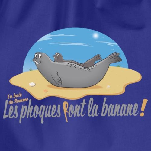 En Baie de Somme, les Phoques Font la banane! - Sac de sport léger