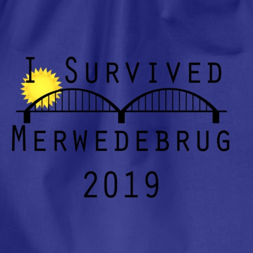 I Survived Merwedebrug 2019 - Gymtas