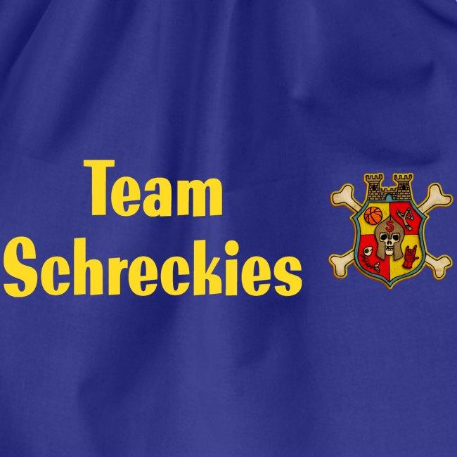 Premium-Shirt Kinder Team Schreckies