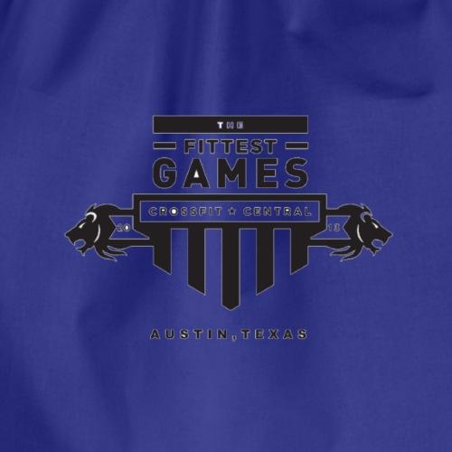 2013 Fittest Games Logo - Sac de sport léger