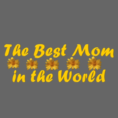 The best Mom in the World