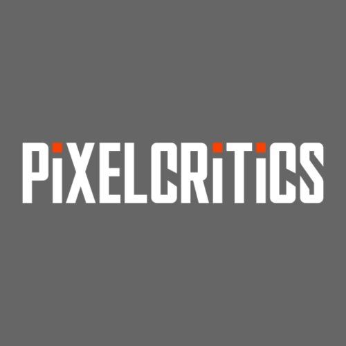 Pixelcritics Logo Schrift