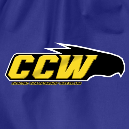 CCW Logo - Drawstring Bag