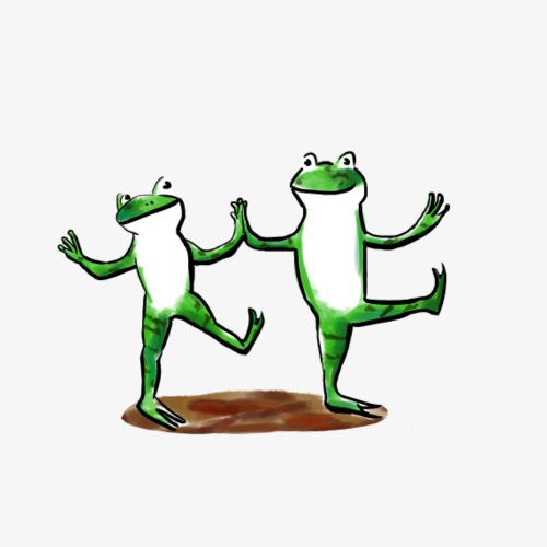 Frogs - Gymtas
