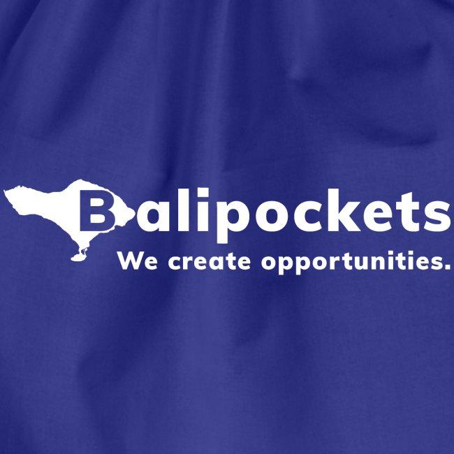Balipockets Logo Weiß