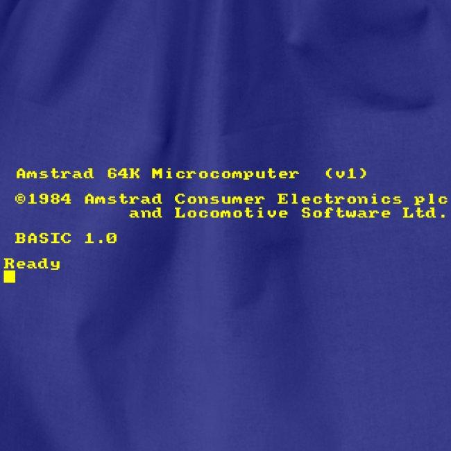 Amstrad CPC 464 Vintage Computer & Retro Gaming