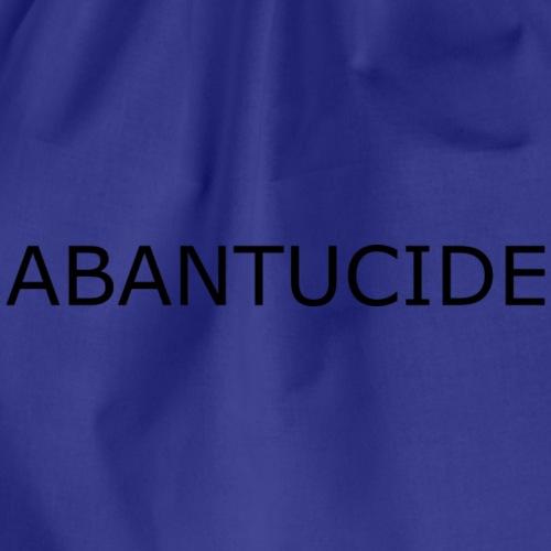 ABANTUCIDE! - Drawstring Bag