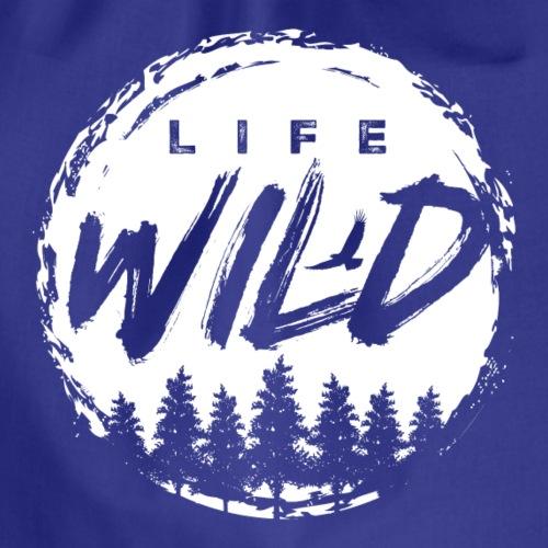 LIFE WILD - Mochila saco
