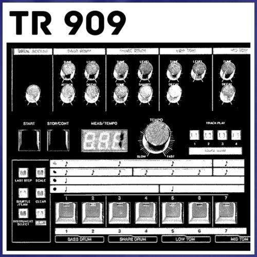 TR909 - Drawstring Bag