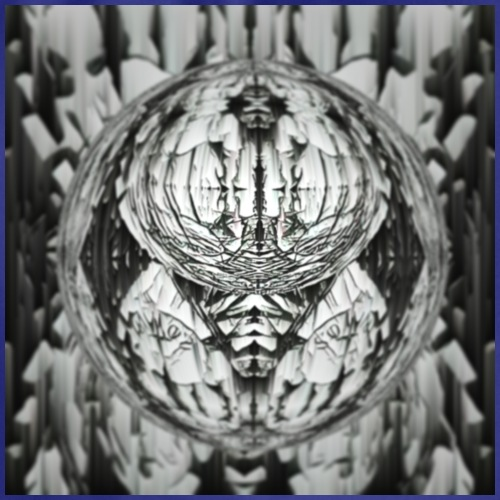 UFO alien - Turnbeutel