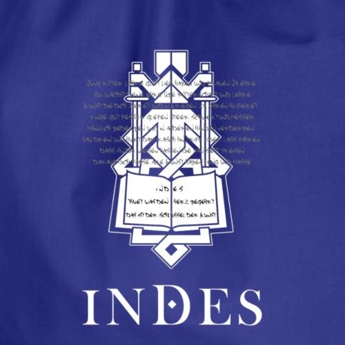 INDES Herz - Turnbeutel