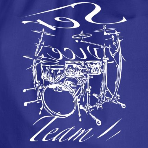 Schlagzeug Drum Service Weiß