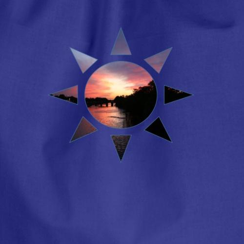 Sunset Star - Turnbeutel